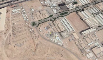 Satellite images of Saudi nuclear reactor show it near completion