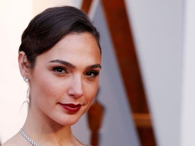 FILE PHOTO: Gal Gadot arrives at the 90th Academy Awards, Hollywood, California U.S., March 4, 2018.