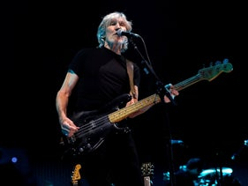 File Photo: Musician Roger Waters performs at Staples Center in Los Angeles, California, U.S., June 20, 2017.
