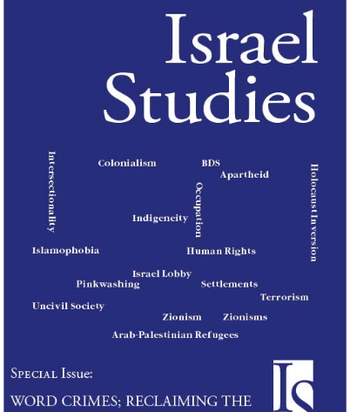 """The cover of """"Word Crimes; Reclaiming The Language of the Israeli-Palestinian Conflict."""""""