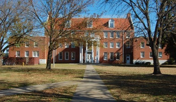 Arkansas Tech University's Caraway Hall