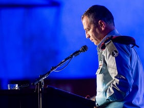 Israel Defense Forces  Chief of Staff Lt. Gen. Aviv Kochavi