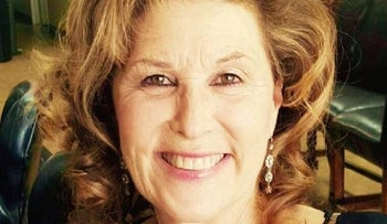 Lori Gilbert-Kaye, the woman who lost her life in the terrorist attack at the a synagogue near San Diego on Saturday, April 26, 2019.