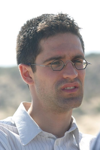 Amnon Liberman, a former media advisor to two of the Yisrael Beiteinu's cabinet ministers.