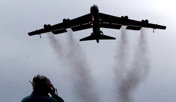 he US Air Force is deploying massive B-52 Stratofortress Bombers to the Gulf in response to an alleged possible plan by Iran to attack U.S. forces in the region, the Pentagon said on May 7, 2019