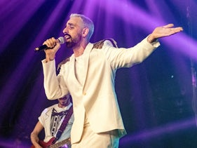 Singer Bashar Murad from East Jerusalem will be performing at Globalvision on May 18.