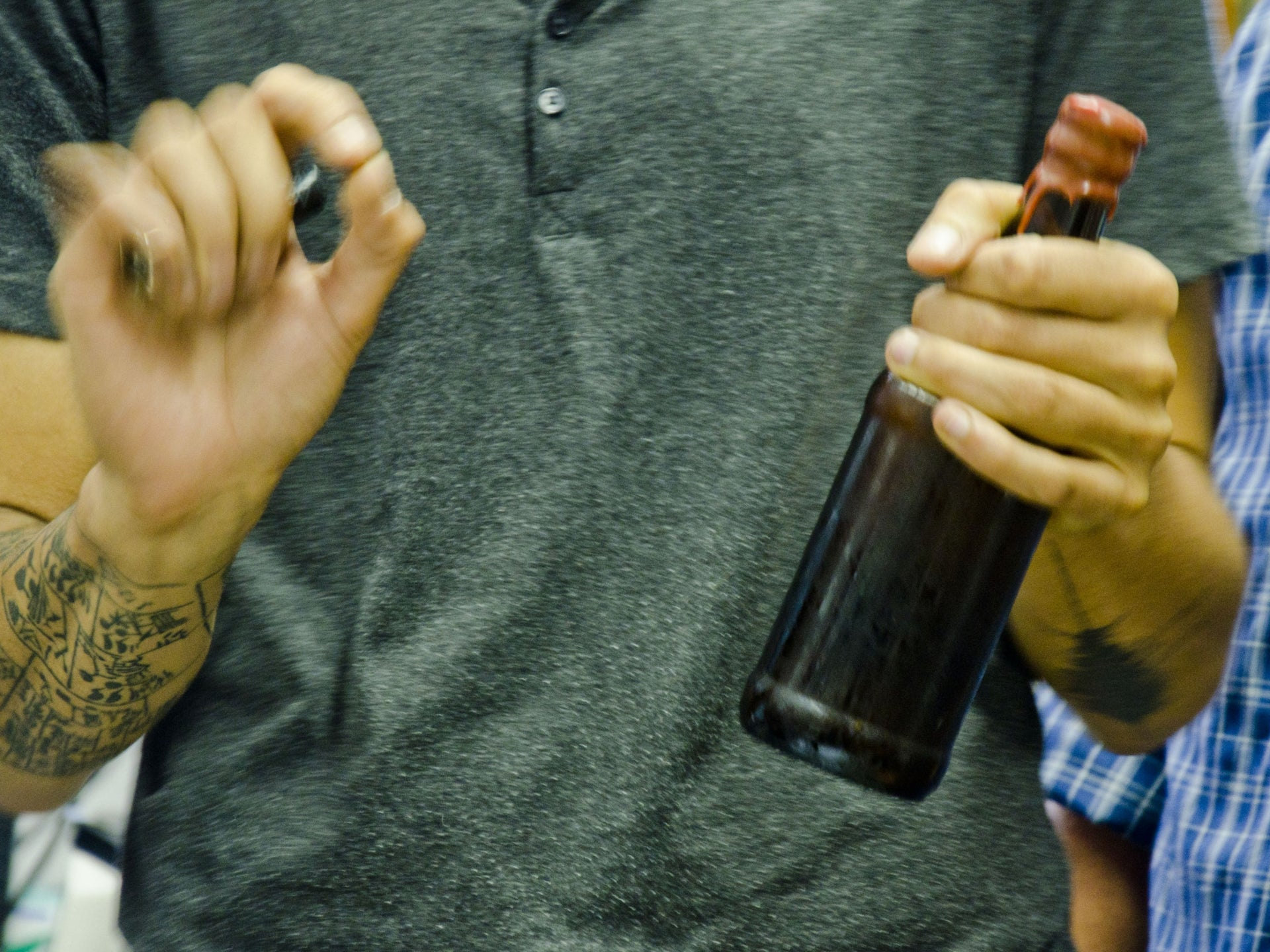 Beer made using yeast from a colony going back over 5,000 years