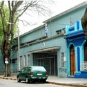 A public school in Montevideo's Goes neighborhood, which many older Uruguayan Jews attended.