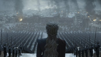 """Which one of you is called Dylan D.?"" Daenerys Targaryen in the final episode of ""Game of Thrones."""