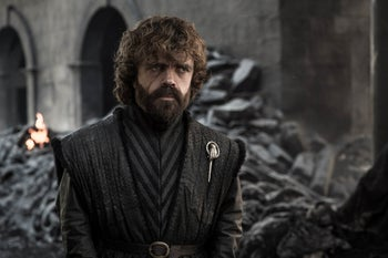 "Peter Dinklage contemplating his next career move after ""Game of Thrones."""