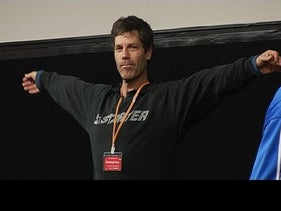 File photo: Ohad Naharin in the documentary film 'Mr. Gaga,' Israel, 2015.