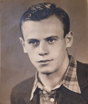 Arieh Sela (née Gyuri Shwartz). One of his first acts upon immigrating to Israel in 1948 was to locate Ephraim Golan and give him Judit Ornstein's diary.