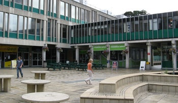 The Students' Union on the Colchester campus of the University of Essex