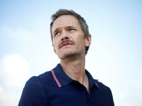 Neil Patrick Harris in Tel Aviv, June 12, 2019.