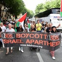 A BDS demonstration in southern France, August 8, 2016.