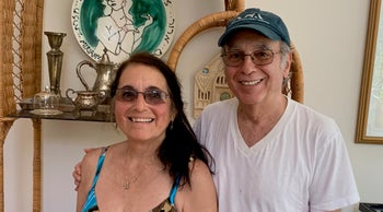 Marty Markowitz and his sister, Phyllis Shapiro, reconciled after 27 years apart — a break, they both say, that was engineered by psychiatrist Isaac Herschkopf