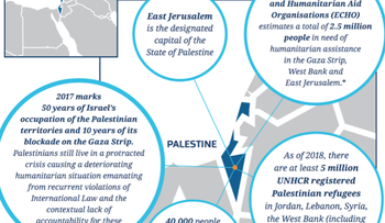A screenshot from the Immigration New Zealand website uses Palestine instead of Israel on a map.