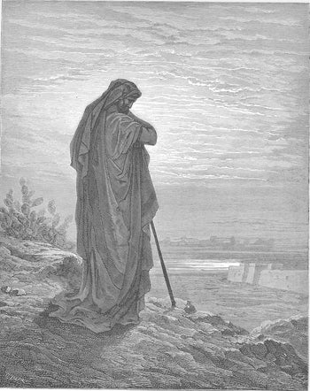 Prophet Amos as depicted by Gustave Doré