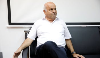 Former deputy director general at the Prime Minister's Office Ezra Saidoff at the Jerusalem District, Israel, June 26, 2019.