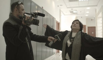 A still from the documentary 'Attorney'
