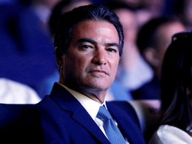 Mossad director Yossi Cohen attends a cybersecurity conference at Tel Aviv University, June 25, 2019.