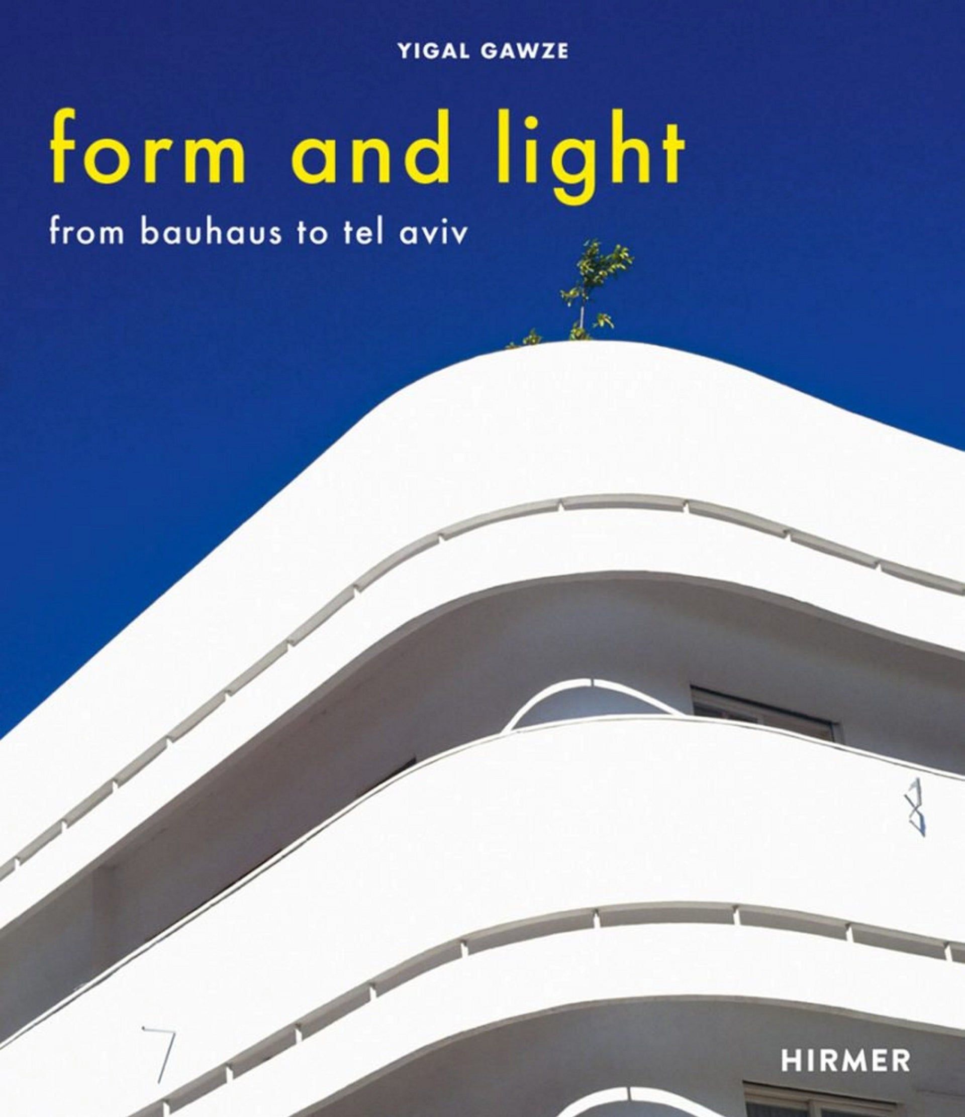 The cover of 'Form and Light'