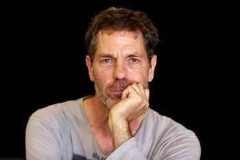 Ohad Naharin,the longtime artistic director and choreographer of the Batsheva Dance Company.