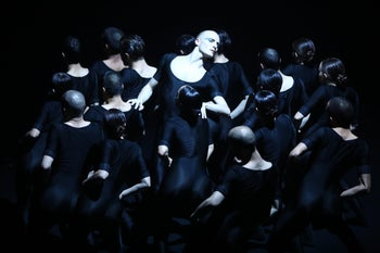 From 'The Look', choreographed by Sharon Eyal, performed by Batsheva Dance Company.