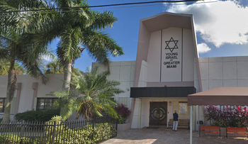 Young Israel of Greater Miami synagogue.