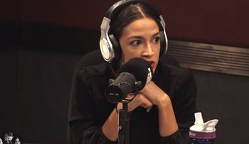 Alexandria Ocasio-Cortez on Hot97 discussing Israel and Jews in the U.S.
