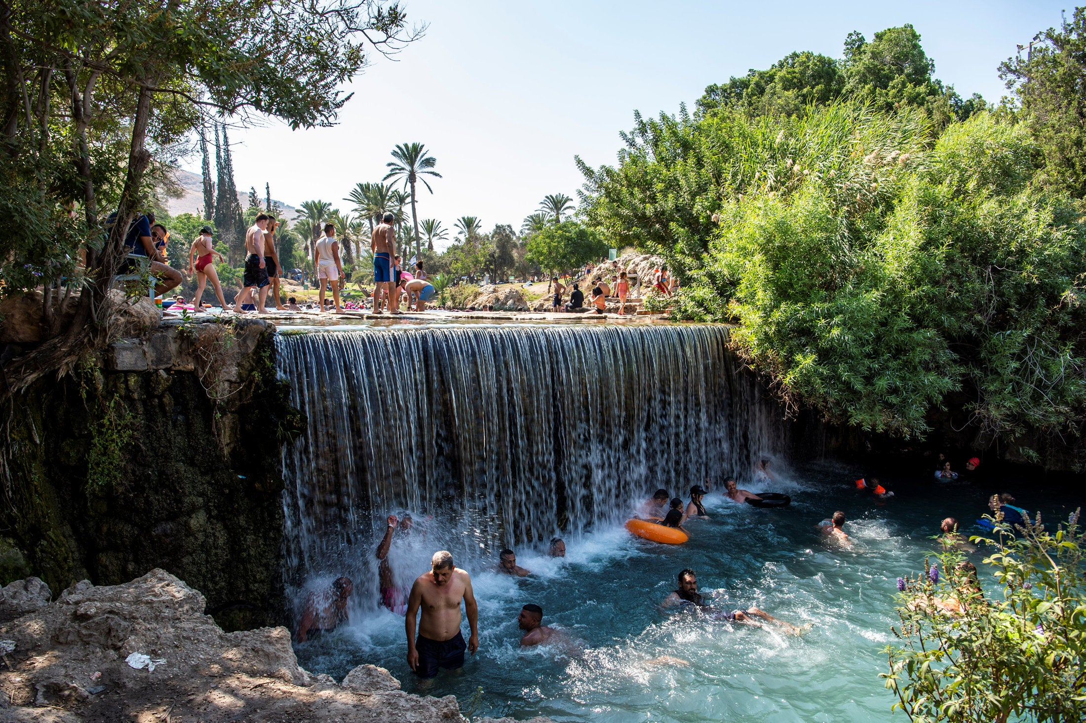This Israeli park is heaven on Earth. As long as you get out of