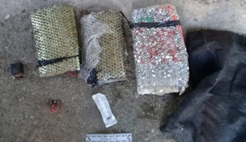 Explosives found in house of Hamas operative in Hebron, June 2019
