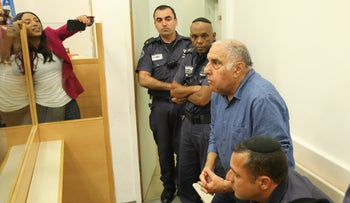 Victor Katan, 74, who was indicted for the murder of Ofir Hasday, 40, over a parking spot.