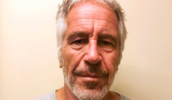 Sex Offender Registry shows Jeffrey Epstein, March 28, 2017.
