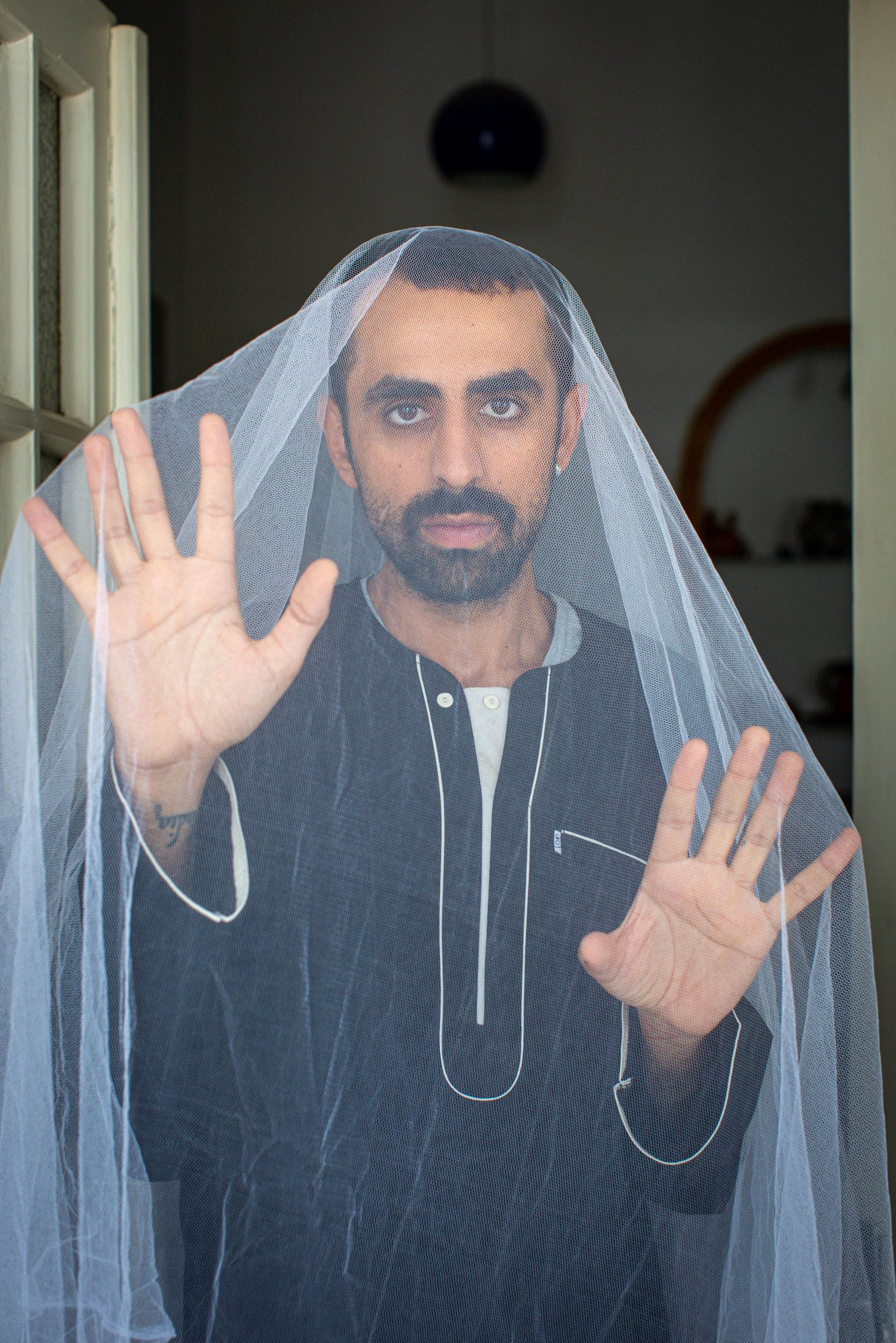 Murad. 'At a concert in Ramallah, I performed wearing a wedding veil and I saw people were shocked. A lot of people were cheering, but a lot of people were just staring'