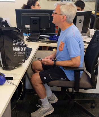 To make a long story short: you can wear shorts to work.