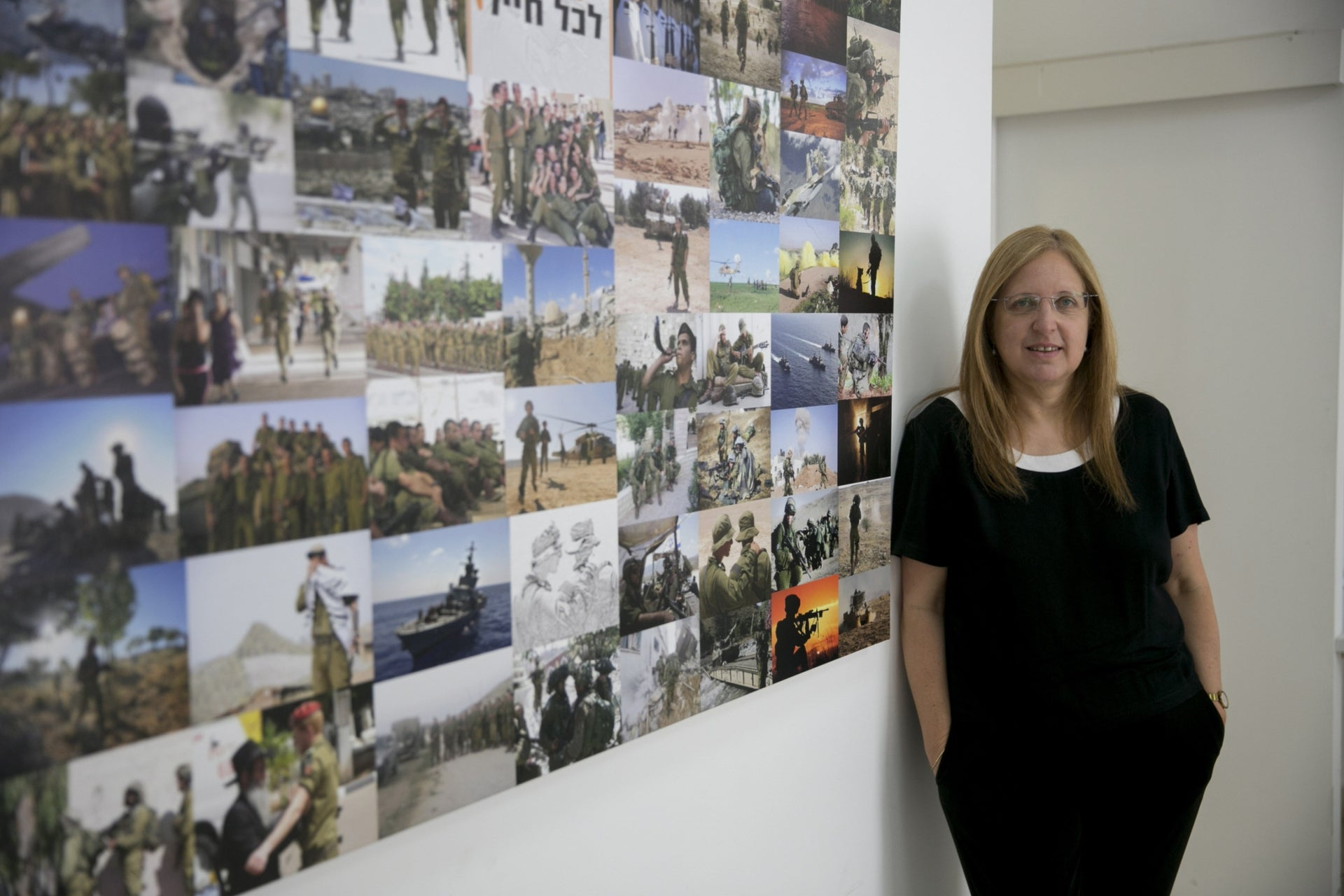 Shifra Shahar, CEO of A Warm Home for Every Soldier.