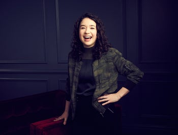 Sarah Steele. 'I always thought that the time Marissa spent in the [Israeli] army turned her into what she is and made her so self-confident.'
