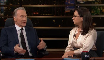 Bari Weiss: How to Fight Anti-Semitism   Real Time with Bill Maher (HBO)