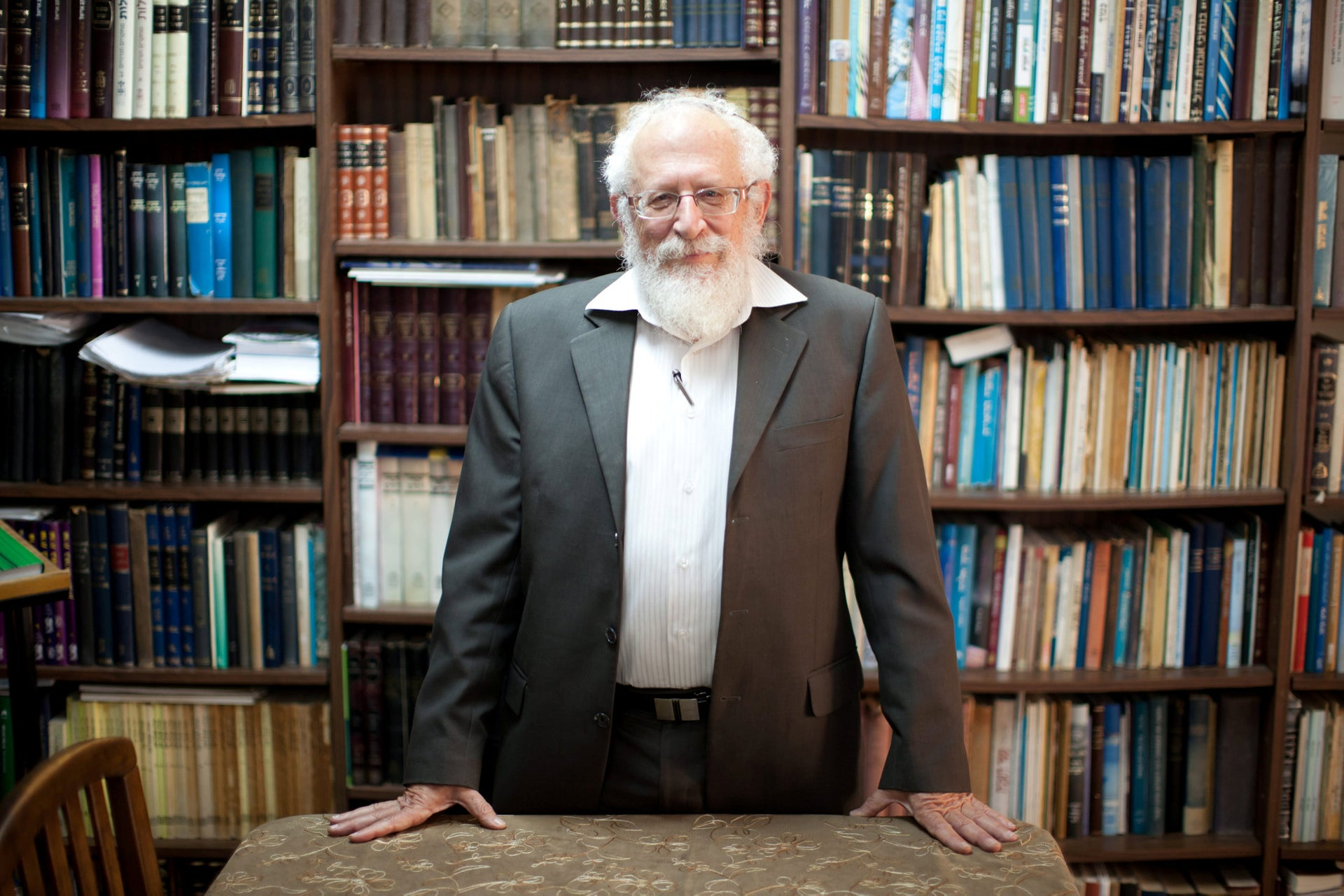 """Rabbi Yisrael Rosen, a prominent figure in the settler movement, broadened Orbach's famous call to arms: """"We will conquer Israeli democracy from within."""""""