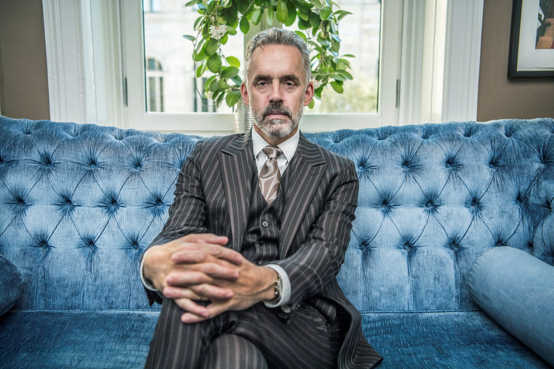 Jordan B Peterson, Professor of Psychology and  Clinical Psychologist at the University of Toronto, Canada