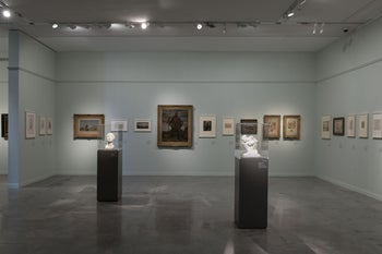 """""""Fateful Choices: Art from the Gurlitt Trove,"""" an elaborately detailed exhibition at the Israel Museum, September 2019"""
