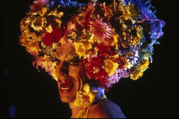 Action, I got so much to give! Can you believe it's already been 25 years since 'The Adventures of Priscilla, Queen of the Desert' came out?
