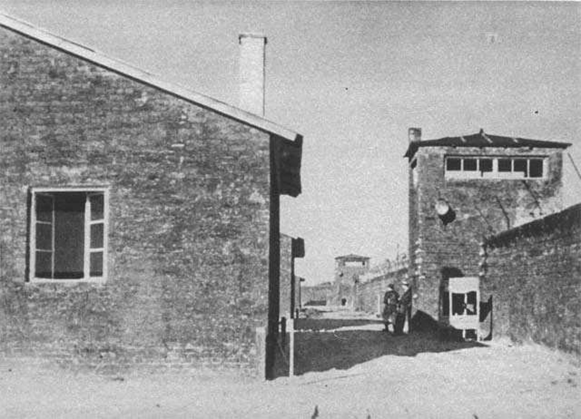 The Warsaw concentration camp.