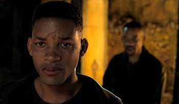 "Will Smith in ""Gemini Man."""