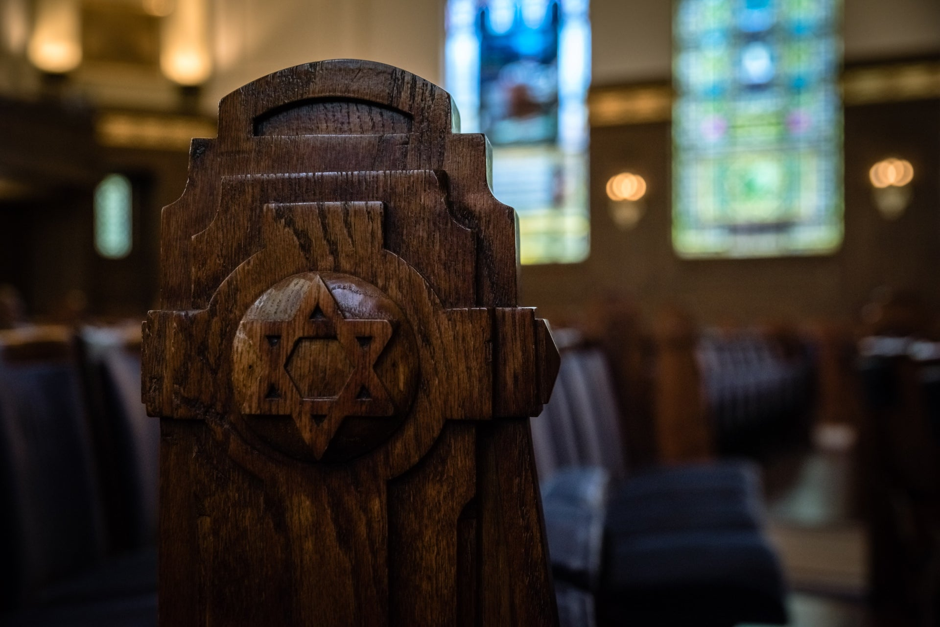 Rodef Shalom Synagogue, Pittsburgh, October 23, 2019