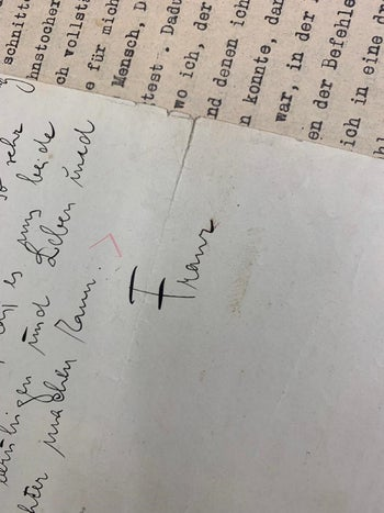 Writings by Franz Kafka from the literary estate of Max Brod.