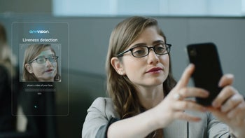 AnyVision's facial recognition software.