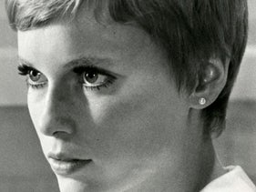 Mia Farrow in Roman Polansky's 'Rosemary's Baby'