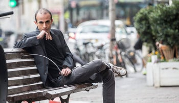 Israeli historian and author Yuval Noah Harari.